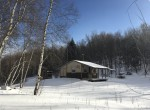 20 acres Hunting Land and Cabin Hermon NY