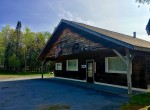 There is a newly renovated home, workshop/garage and a 4 unit motel building all located on 1.5 acres.