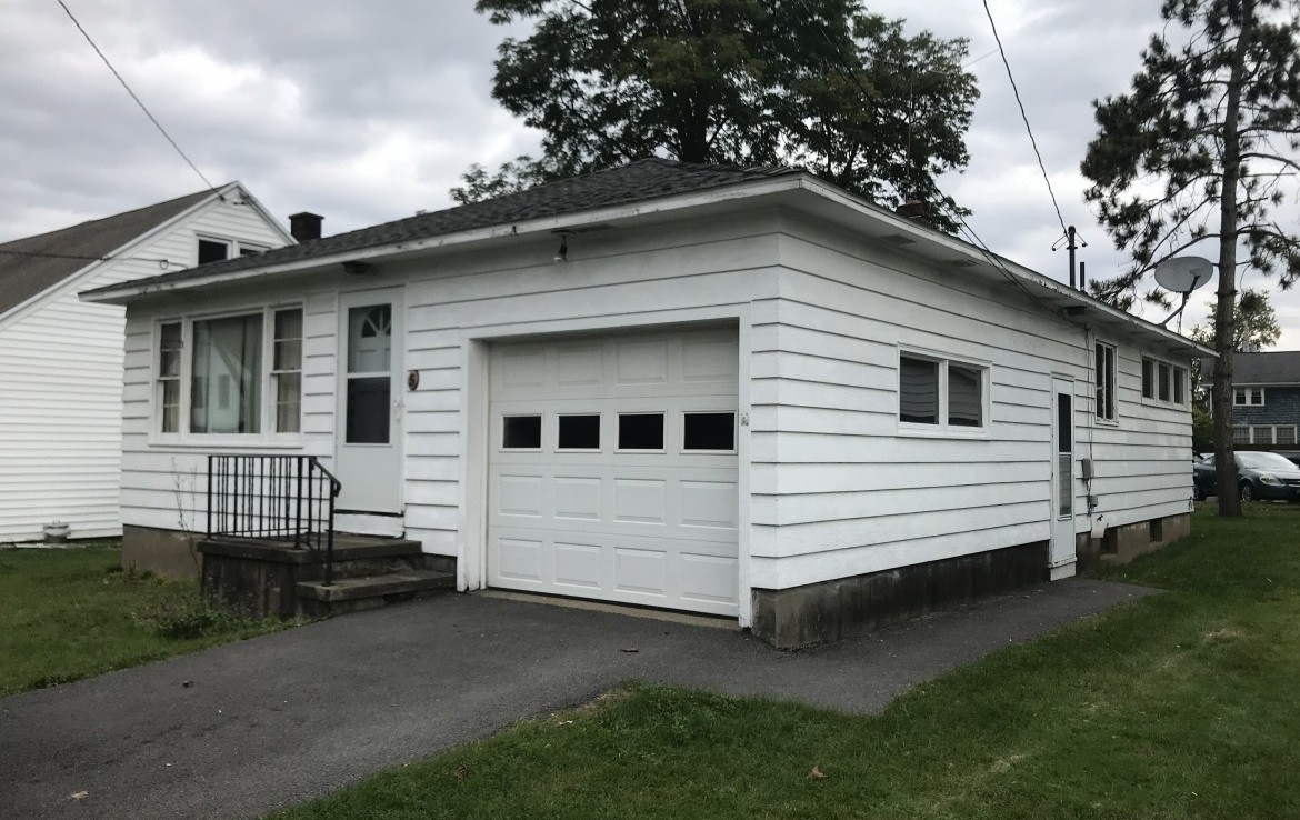 this home is ideal for a small family.